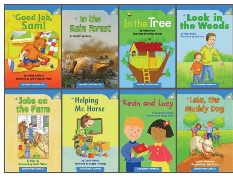 Trẻ học qua truyện tranh