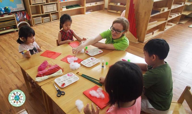 Phương pháp giáo dục toàn năng của Kail Wite