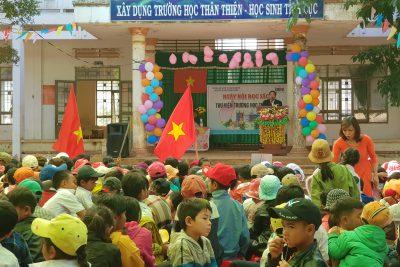 Sở Giáo dục và Đào tạo kiểm tra công nhận danh hiệu thư viện trường tiểu học đạt chuẩn tại thị xã Buôn Hồ