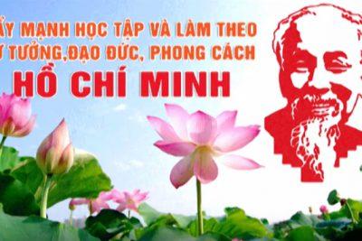 Thị ủy Buôn Hồ tổ chức sinh hoạt chuyên đề học tập và làm theo tư tưởng, đạo đức, phong cách Hồ Chí Minh