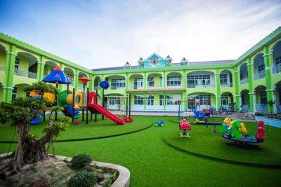 Trường Mầm non Buôn Hồ
