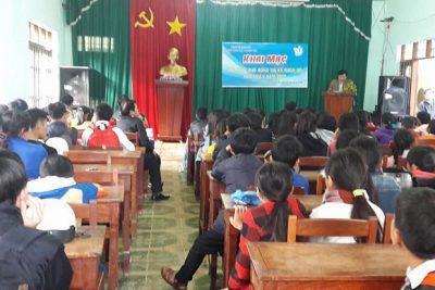 Phòng Giáo dục và Đào tạo thị xã Buôn Hồ tổ chức Hội khỏe Phù Đổng thị xã Buôn Hồ lần thứ V – 2018