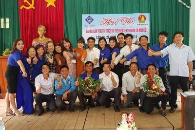 Hội thi Giáo viên tổng phụ trách đội TNTP Hồ Chí Minh giỏi